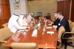 Camera de Comerţ şi Industrie a României, vector principal în relasanrea relaţiilor economice dintre România şi Kuweit - 4 mai 2015