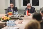 Consolidarea cooperării economice româno-poloneze prin semnarea unui protocol de colaborare - 19 februarie 2015