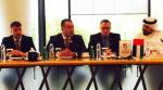 Preşedintele Camerei de Comerţ şi Industrie a României, dl Mihai Daraban, efectuează o vizită de lucru în Qatar şi Emiratele Arabe Unite, în perioada 22 – 27 mai 2015 - 26 mai 2015