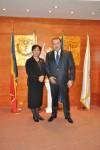 Oportunităţi de dezvoltare a relaţiei economice bilaterale dintre România şi China, dezbătute la Camera de Comerţ şi Industrie a României - 11 decembrie 2014
