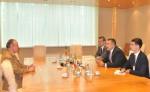 Vizita de lucru a E.S. Ambasadorul Statelor Unite Mexicane în România, dl. Agustin Gutiérrez Canet, la Camera de Comerţ şi Industrie a României - 21 aprilie 2015