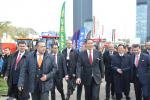 Inaugurarea celei de-a XIX-a ediţii a INDAGRA – 29 octombrie 2014