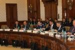 Preşedintele CCIR, dl. Mihai Daraban prezent la dezbaterile Comisiei speciale comune a Camerei Deputaților și Senatului pentru aderarea României la spațiul Schengen - 6 octombrie 2015