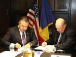 Întrevedere între preşedintele Camerei de Comerţ şi Industrie a României şi preşedintele Camerei de Comerţ New York – 28 septembrie 2015