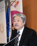 Forum de afaceri România – Hong Kong, organizat la Camera de Comerț și Industrie a României - 18 noiembrie 2015