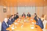Vizita ES Ambasadorul Republicii Turcia, dl. Osman Koray Ertaş în România - 3 martie 2015