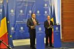 Semnarea protocolului de colaborare între Camera de Comerţ şi Industrie a României şi Ministerul Afacerilor Externe - 31 martie 2015