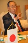 Vizita delegaţiei Camerei de Comerţ şi Industrie Japonia - România la Camera de Comerţ şi Industrie a României - 13 octombrie 2015