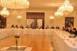 Vizita E.S. Preşedintele Republicii Bulgaria, domnul Rosen Plevneliev, la Camera de Comerţ şi Industrie a României - 20 februarie 2015