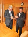 Relaţiile economice dintre România şi Turcia, dezbătute la Camera de Comerţ şi Industrie a României - 1 aprilie 2015