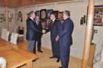 Primirea E.S. Dl. Pande Lazarevski, Ambasadorul Republicii Macedonei în România de către Preşedintele CCIR, domnul Mihai Daraban – 8 aprilie 2014
