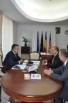 Preşedintele Camerei de Comerţ şi Industrie Slovacia, domnul Peter Mihok şi Preşedintele CCIR, domnul Mihai Daraban au semnat un Acord de Colaborare între cele două organizaţii – 11 septembrie 2014