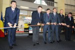 Inaugurarea Târgului Tehnic Internaţional Bucureşti (TIB) – 15 octombrie 2014