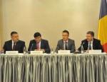 Participarea Preşedintelui CCIR, domnul Mihai Daraban, la lucrările Comisiei Mixte de Cooperare Economică România – Ungaria defăşurată la Budapesta – 14 iulie 2014