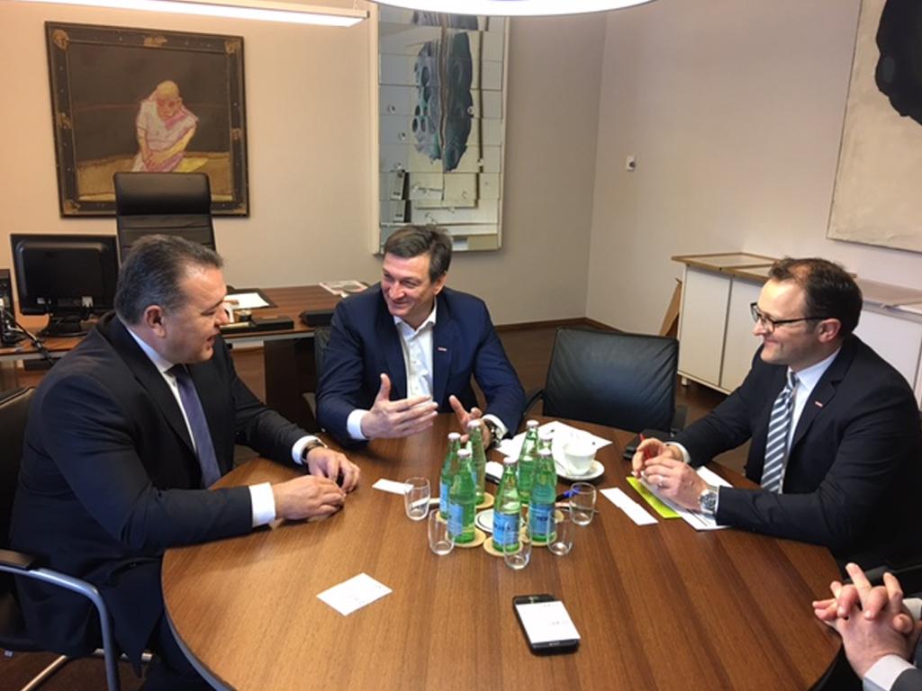 Initiative comune CCIR si Camera Economica a landului Carintia pentru at