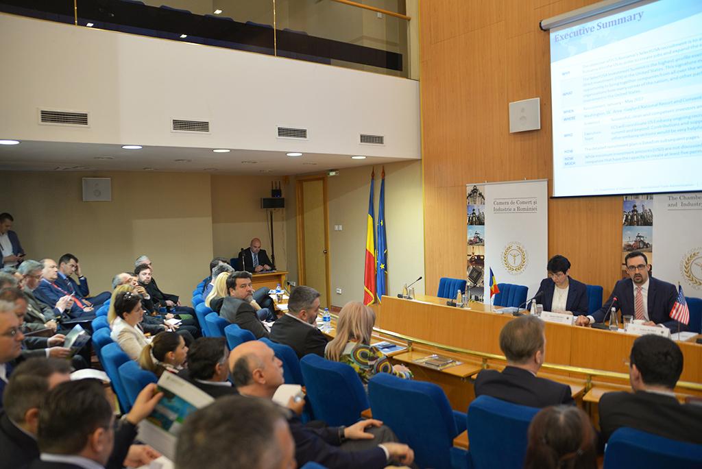 Modalități și oportunități pentru companiile românești de a investi pe p...