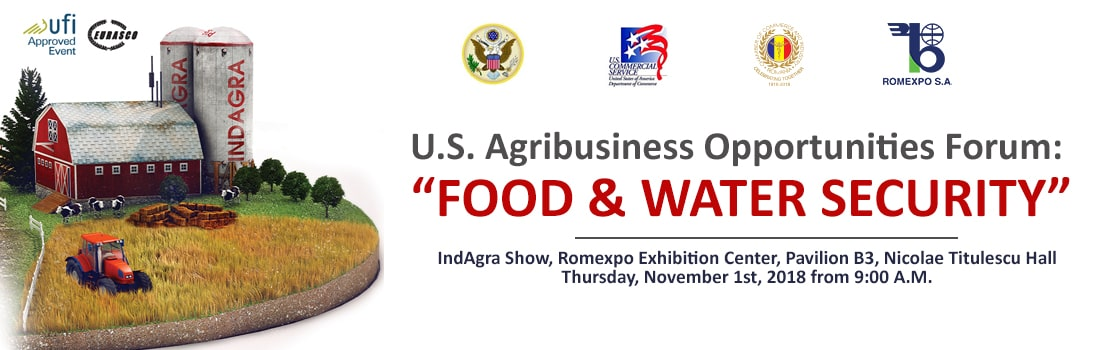 U S  Agribusiness Opportunities Forum: