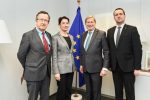 Visit of Milena Angelova, Vice-President of the European Economic and Social Committee (EESC), to the European Commission